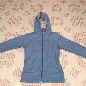Lululemon Scuba Jacket Size 2
